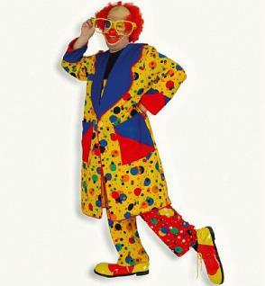 """Clown - Mantel """" Jupp """" Kostüm Clown Karneval Kostüm Clown SONDERPREIS - Vorschau"""
