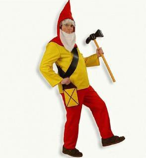 Kostüm Zwerg Zwergenkostüm - Vorschau 1