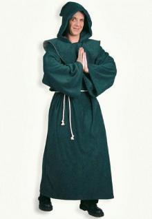 Kostüm Kutte Bruder Tack Mönch Priester