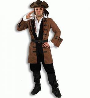 Jacke Captain Henry mit Gürtel