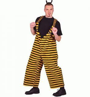 Hose Biene Bienenhose Kostüm Biene Bienenkostüm