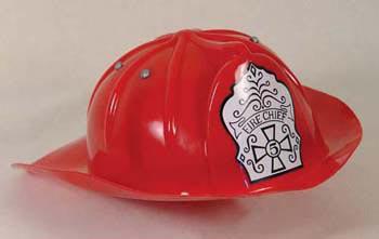 Feuerwehr - Helm Feuerwehrhelm Karneval Fasnet Fasching