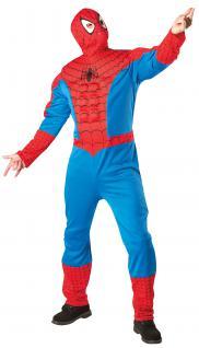 Kostüm Spiderman Spidermankostüm Erwachsene