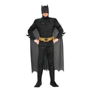 Batman Kostüm Batmankostüm Deluxe Batman