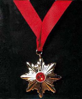 Dracula - Medaille Halloween Fasnet Vampir