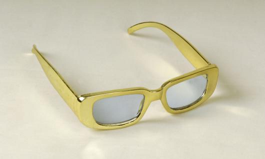 Brille Gold Goldbrille Brille 60er 70er SONDERPREIS