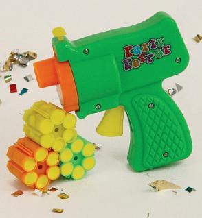 Konfetti - Pistole - Vorschau