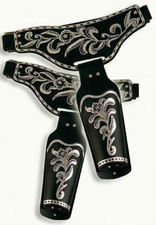 Coltgürtel für Erwachsene Pistolengürtel Gürtel