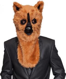 Bärenmaske Maske Bär SONDERPREIS Bärenkostüm Kostüm Bär Plüschmaske Bär