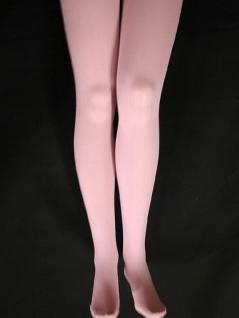 Strumpfhose rosa blickdicht