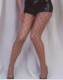 Netzstrumpfhose schwarz Strumpfhose Netz