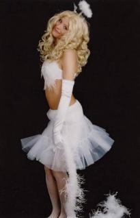 Petticoat weiss Pettycoat