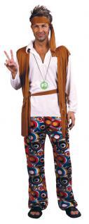 Kostüm Hippy Mann - Vorschau