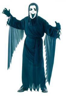 Kostüm Halloween Grusel Geist Gespenst Größe M/L