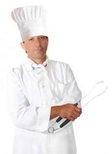 Kochmütze Mütze Koch Mütze Chefkoch SONDERPREIS