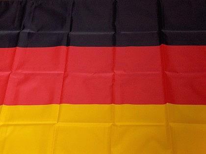 Deutschland Fahne groß
