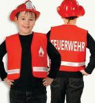 Kostüm Feuerwehrmann Feuerwehrkostüm Feuerwehrweste Kinder Feuerwehr Weste Kostüm
