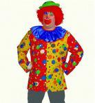 """Clown - Oberteil """" Jupp """" Clownkostüm Karneval Kostüm Clown"""