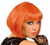 Perücke Cabaret orange Page Pagenfrisur