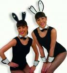Bunny Set Hase Bunnykostüm Kostüm Hase Hasenkostüm
