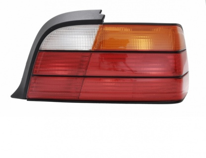RÜCKLEUCHTE / HECKLEUCHTE RECHTS TYC FÜR BMW 3ER Coupe Cabrio E36 92-99