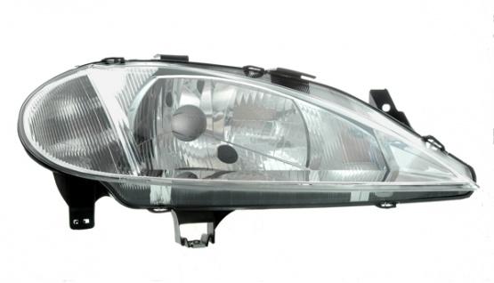 H4 Scheinwerfer rechts TYC für Renault Megane I Coupe Cabrio 99-03 - Vorschau 1