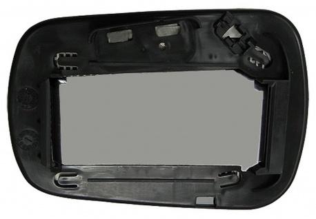 Spiegelglas rechts für Ford Fiesta V 01-05 - Vorschau