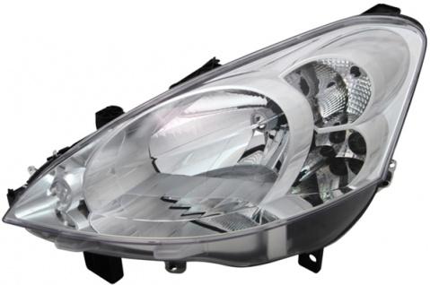 H4 Scheinwerfer links TYC für Peugeot Partner 08-12