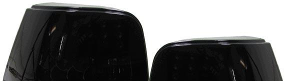 LED Rückleuchten schwarz für VW Golf 4 97-03