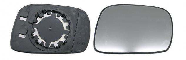 Spiegelglas rechts für Opel Agila H00 00-07 - Vorschau