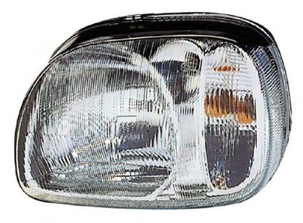 Scheinwerfer links für Nissan Micra 98-00 - Vorschau