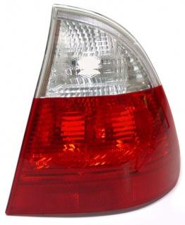 Rückleuchte rot weiß klar rechts für BMW 3ER E46 Touring Kombi
