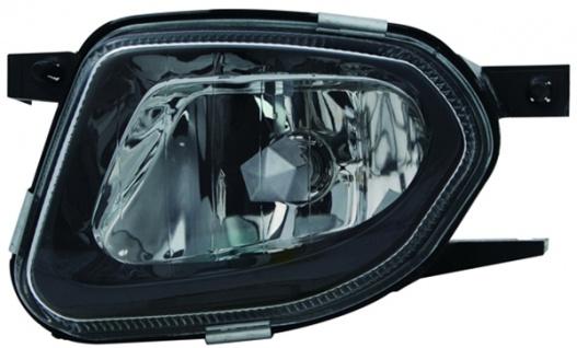 H11 Nebelscheinwerfer schwarz links TYC für Mercedes Sprinter 906 06-