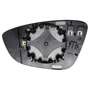 Aussen Spiegelglas rechts für VW eos 1F 06-08 - Vorschau 1