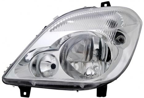 H7 / H7 Scheinwerfer links TYC für Mercedes Sprinter 906 06-