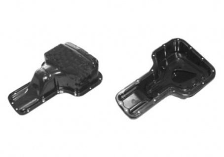 Ölwanne mit Loch für Sensor für Toyota Corolla Avensis 1.4 / 1.6 - Vorschau 2