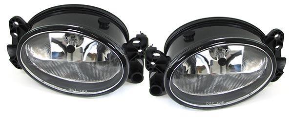 Klarglas Nebelscheinwerfer H11 für Mercedes W204 W164 W463 C209 C219 W169 W211 - Vorschau 2