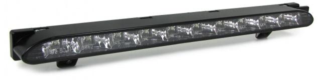 Klarglas LED 3. Bremsleuchte schwarz klar für Mini II R56 Cooper ab 07 R60 ab 10
