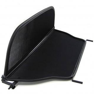 Windschott schwarz für Audi 80 B4 Cabrio