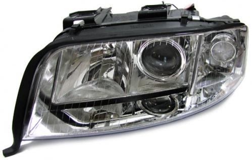 H7 H7 Scheinwerfer links für Audi A6 4B C5 Bj.01-04
