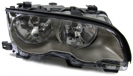 Scheinwerfer rechts für BMW 3ER E46 Coupe Cabrio 01-03