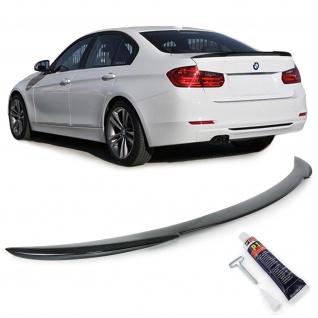 Echt Carbon Heckspoiler Sport Ausführung für BMW 3er F30 Limousine ab 12
