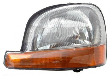 H4 Scheinwerfer Links FÜr Renault Kangoo 98-03 - Vorschau