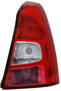 Rückleuchte / Heckleuchte rechts TYC für Dacia Logan Limousine 08-