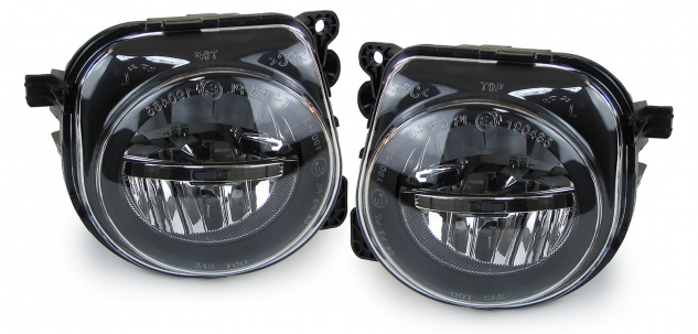 LED Nebelscheinwerfer Paar für BMW 5er GT F07 Limousine F10 Touring F11 ab 13