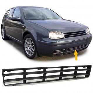 Stoßstangengitter Lüftungsgitter Mitte für VW Golf 4 + Cabrio 97-06
