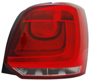 Rückleuchte / Heckleuchte rechts TYC für VW Polo 6R 09-14