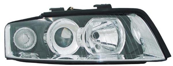 H7 / H7 Scheinwerfer rechts TYC für Audi A4 8E 00-04
