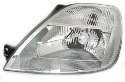 H4 Scheinwerfer links TYC für Ford Fiesta V 01-05