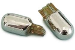 Klarglas Seitenblinker chrom für Mercedes Sprinter Vito W210 SLK R170 - Vorschau 2